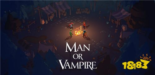 《Man or Vampire》日本预约开始 预计9月上架
