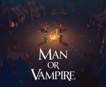 《Man or Vampire》日本预约开始