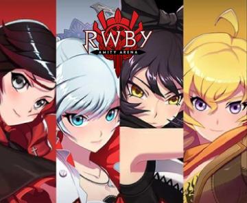 《RWBY:友谊竞技场》开放预约