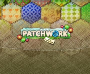 《Patchwork》体验休闲的策略对决