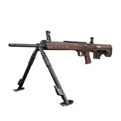和平精英QBU射手步枪性能介绍