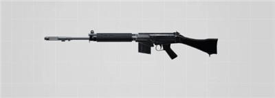 和平精英SLR射手步枪性能介绍