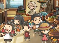 治愈系放置游戏《昭和駄果子屋物语》最新作上线
