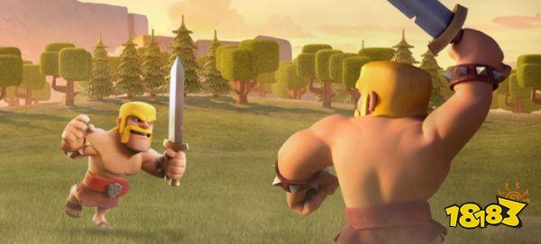 部落冲突友谊战玩法