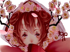 祭奠我喂了達摩的桃花妖 陰陽師手繪