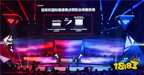 """新体育 新纪元:KPL迈向国际化 移动电竞步入""""2.0时代"""""""