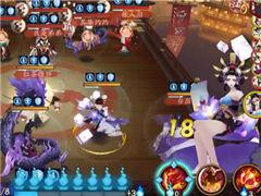 陰陽師前十斗技 :雙閻魔 出完陣容就能獲勝