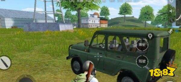 絕地求生全軍出擊開車技巧 載具駕駛技巧攻略