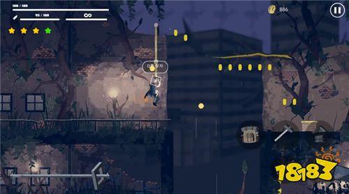 韩国横板动作游戏续作 《Dead Rain2》公开