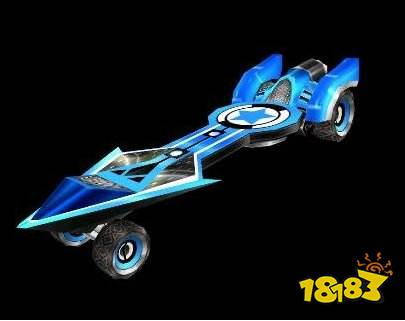 QQ飛車手游滑板