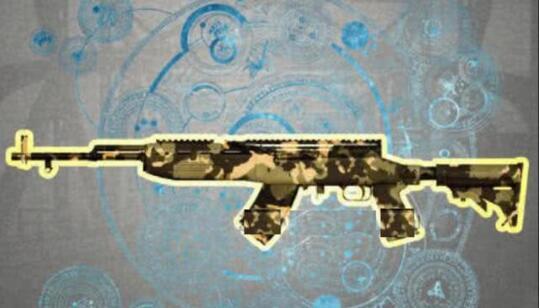 刺激戰場最受歡迎武器盤點