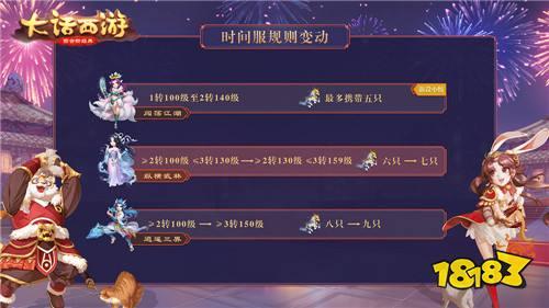剑会群雄新规曝光 《大话西游》手游第二届分级联赛即将开启