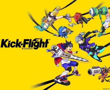 空戰RPG《Kick-Flight》公布
