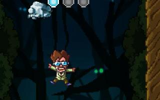 新游上线:神秘地心探索,冒险躲避类小游戏