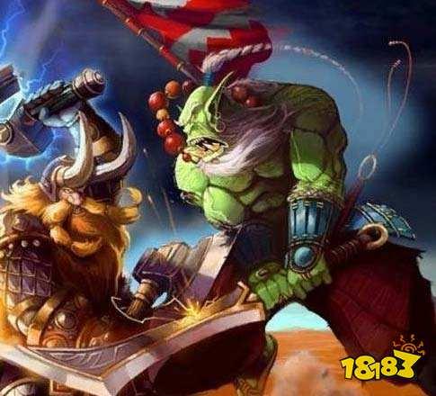 炉石传说群星魔块德卡组分享:巨贪的套路