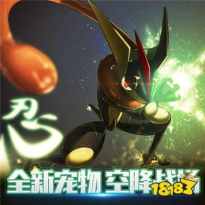 宠物小精灵正版授权游戏 口袋妖怪3DS手游下载