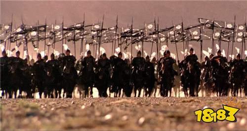 古代战争热血 却不如红警OL手游现代战争来的激情