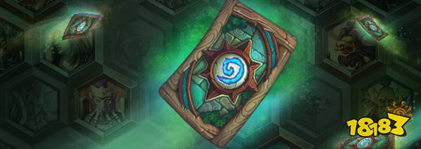 炉石传说排名对战十一月赛季新卡背月亮井