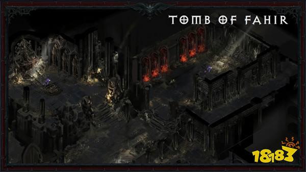 暗黑破坏神手游地下城介绍
