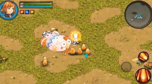天翼之恋 天翼之链M汉化版下载 好玩的网络游戏