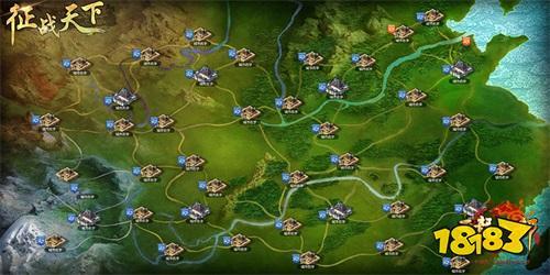 《天龙八部手游》开启征战天下玩法 花车游行来袭