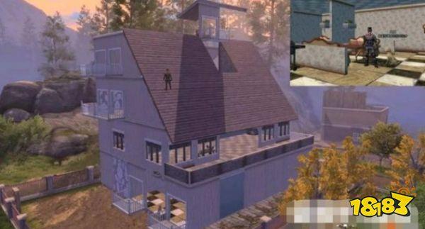 明日之后私人别墅构图