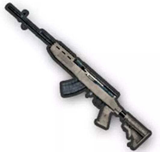和平精英怎么捡到狙击枪