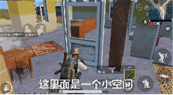 和平精英加油站密室怎么进