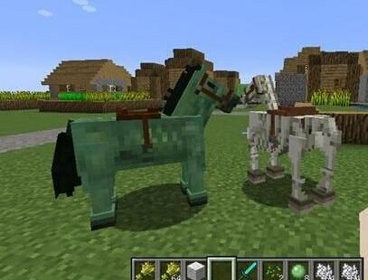 我的世界僵尸马怎么驯服 僵尸马驯服方法介绍