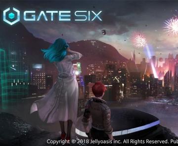 《Gate Six》2019年搶攻全球