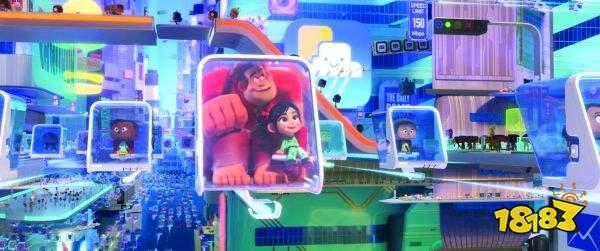 《无敌破坏王2》:迪士尼初心不改,互联网以虚化实