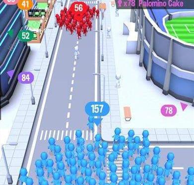 拥挤城市刷分攻略 crowdcity快速刷分攻略