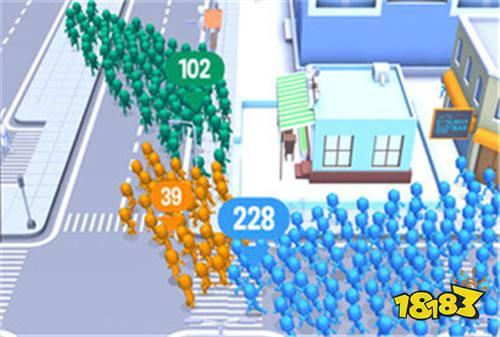 拥挤城市Crowd City官网下载 拥挤城市Crowd City下载地址分享