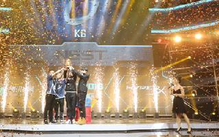 NEST2018 PUBG总决赛:两日鏖战 KG战队问鼎称王