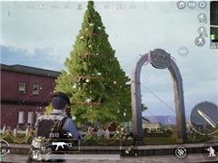 和平精英圣诞模式指南 所有圣诞树位置一览