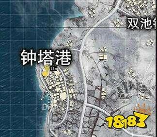 刺激战场雪地是最穷地图?其实是没找对地方