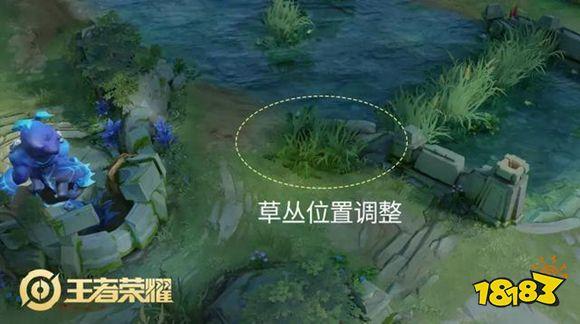 王者荣耀S14地图改动