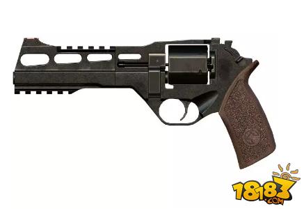 绝地求生刺激战场R45手枪性能介绍