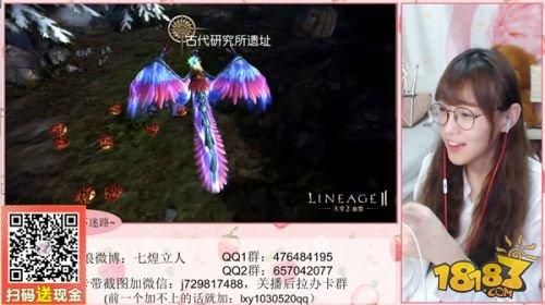 斗鱼超人气主播联袂推荐 《天堂2:血盟》粉丝互动燃爆全服