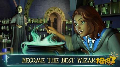 《哈利波特》电影主题手游《哈利波特:霍格沃茨之谜》发售日确定