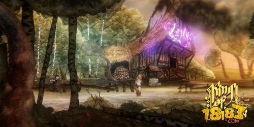 冒险游戏《农民之王》预计2019年上架