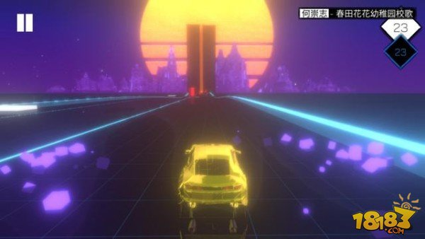 这游戏有毒| Music Racer:这位老司机不仅车技了得,还精通音律
