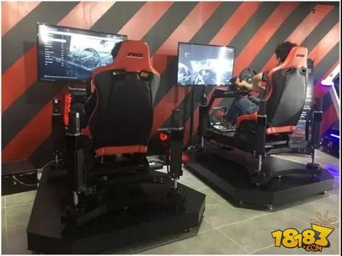 PNS携第二代G力赛车模拟器 2018ChinaJoy再续精彩!
