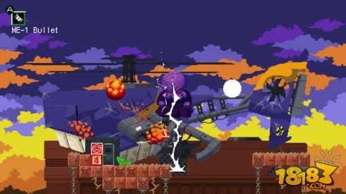 2D硬核游戏《圣石》即将登陆手机平台