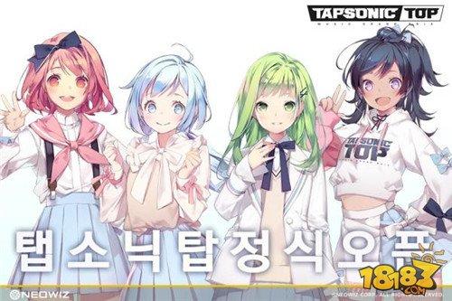 韩国节奏动作游戏《TapSonic Top》上架