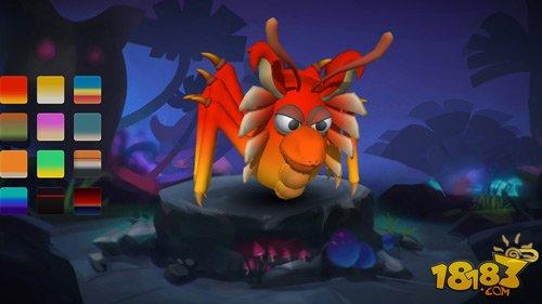 致敬孢子的手游 《怪物制造者》扮演科学怪人创造怪物