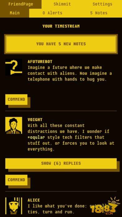《Killing Time at Lightspeed》:你将怎样对待珍贵的几分钟?