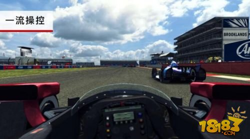 3A大作《超级房车赛:汽车运动》iOS登陆