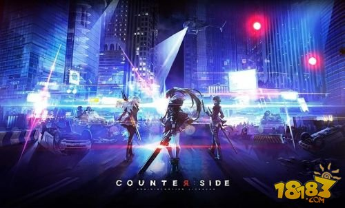 超能力世界大冒险 《Counter:Side》曝光