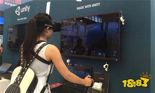 技术驱动未来!全球知名游戏引擎巨头Unity确认参展2019 ChinaJoy